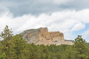 Crazy Horse Mountain Project, South Dakota