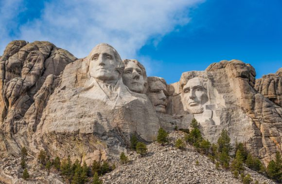 Mount Rushmore Full view
